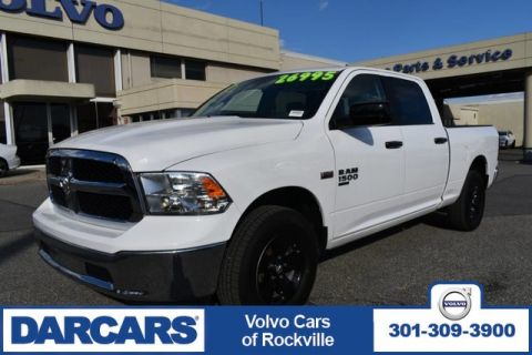 Pre-Owned 2019 Ram 1500 Classic SLT 4x4 Four Wheel Drive Pickup Truck 4 door