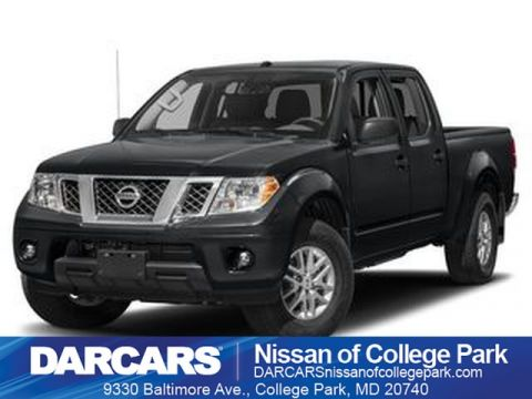 Pre-Owned 2019 Nissan Frontier SV Four Wheel Drive Pickup Truck 4 door