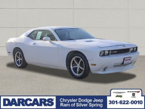 Pre-Owned 2010 Dodge Challenger SE Rear Wheel Drive Coupe 2 door