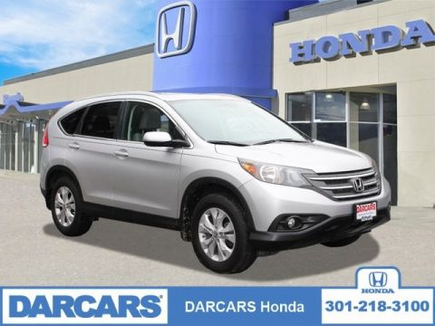 Pre-Owned 2013 Honda CR-V EX-L AWD 4D Sport Utility 4 door