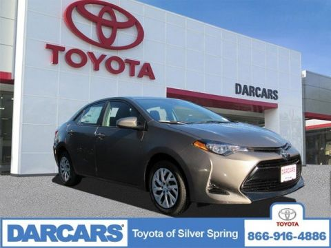New 2019 Toyota Corolla LE FWD 4dr Car 4 door