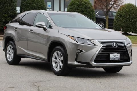 Pre-Owned 2017 Lexus RX 350 350 AWD Sport Utility 4 door