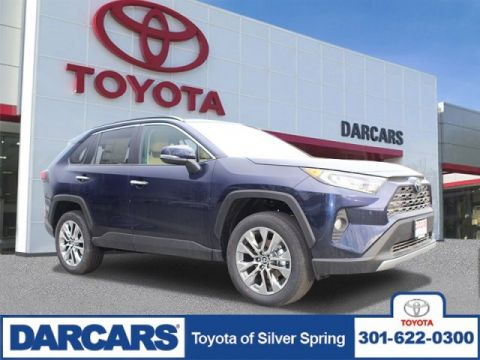 New 2020 Toyota RAV4 Limited AWD Sport Utility 4 door