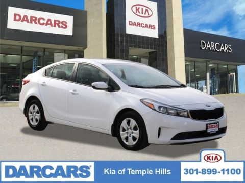 Pre-Owned 2018 Kia Forte LX Front Wheel Drive Sedan 4 door