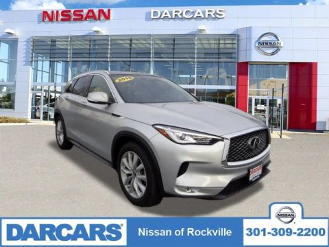Pre-Owned 2019 INFINITI QX50 LUXE All Wheel Drive Wagon 4 door