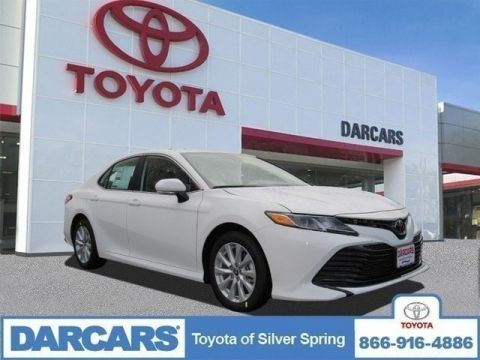 New 2019 Toyota Camry LE FWD 4dr Car 4 door