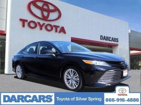 New 2019 Toyota Camry XLE FWD 4dr Car 4 door