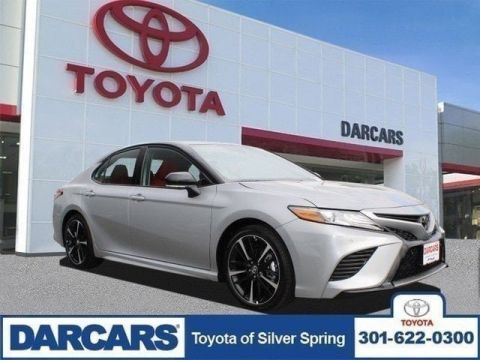 New 2019 Toyota Camry XSE FWD 4dr Car 4 door