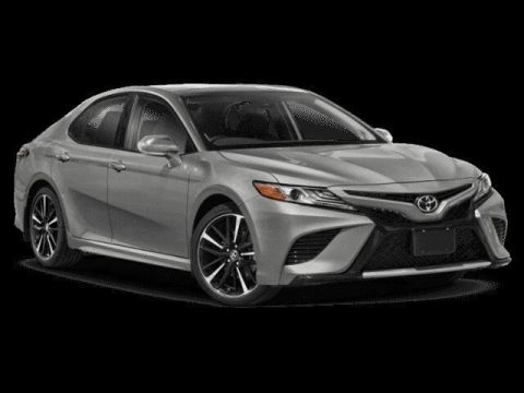New 2019 Toyota Camry XSE V6 FWD 4dr Car 4 door