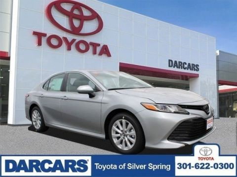 New 2020 Toyota Camry LE FWD 4dr Car 4 door