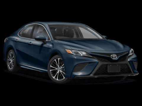 New 2020 Toyota Camry SE FWD 4dr Car 4 door