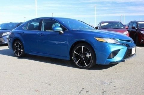 New 2020 Toyota Camry XSE FWD 4dr Car 4 door