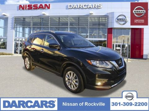 Pre-Owned 2019 Nissan Rogue SV All Wheel Drive SUV 4 door