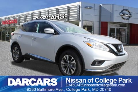 Pre-Owned 2017 Nissan Murano SV All Wheel Drive Wagon 4 door