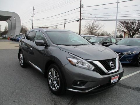 Pre-Owned 2016 Nissan Murano Platinum All Wheel Drive Wagon 4 door