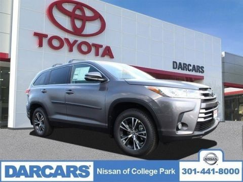 New 2019 Toyota Highlander LE Plus AWD Sport Utility 4 door