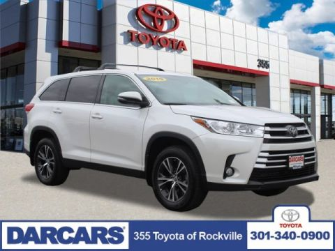 Certified Pre-Owned 2019 Toyota Highlander LE Plus AWD Sport Utility 4 door