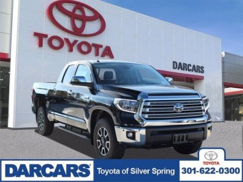 New 2019 Toyota Tundra 4WD Limited Double Cab 6.5' Bed 5.7L (Natl)