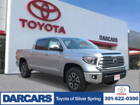 New 2020 Toyota Tundra Limited CrewMax 5.5' Bed 5.7L (Natl)