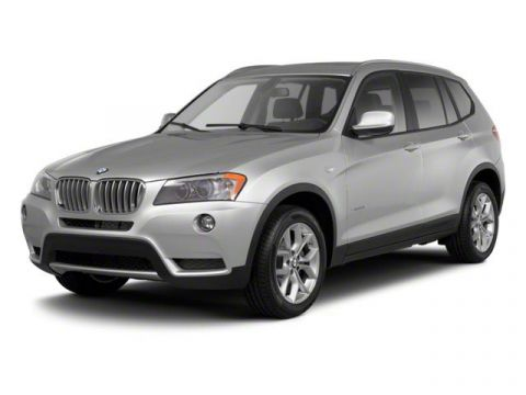 Pre-Owned 2013 BMW X3 xDrive28i AWD Sport Utility 4 door