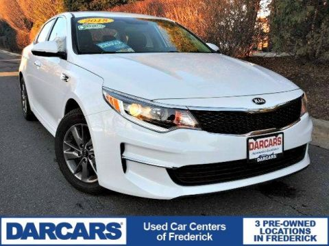 Pre-Owned 2018 Kia Optima LX 1.6T FWD 4dr Car 4 door