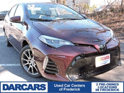 Pre-Owned 2017 Toyota Corolla 50th Anniversary Special Edition FWD 4dr Car 4 door