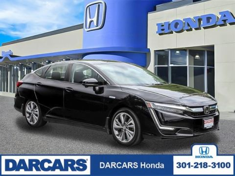 Pre-Owned 2018 Honda Clarity Plug-In Hybrid Base FWD 4D Sedan 4 door