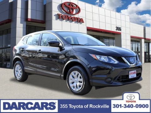 Pre-Owned 2018 Nissan Rogue Sport S AWD Sport Utility 4 door