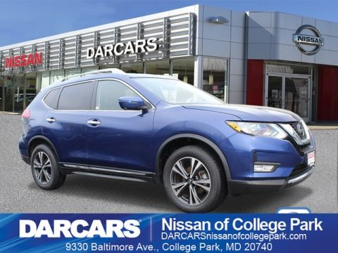 Pre-Owned 2018 Nissan Rogue SL All Wheel Drive SUV 4 door