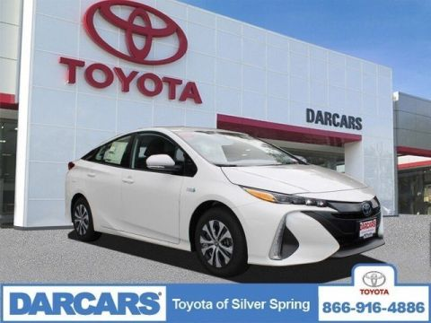 New 2020 Toyota Prius Prime XLE FWD Hatchback 4 door