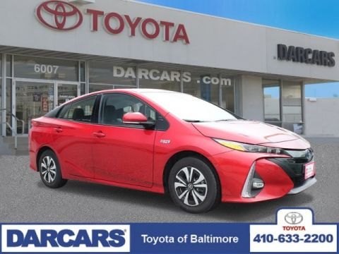 Pre-Owned 2017 Toyota Prius Prime Advanced FWD Hatchback 4 door