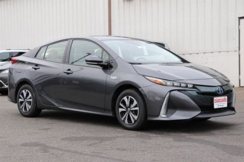 Pre-Owned 2017 Toyota Prius Prime Plus FWD Hatchback 4 door