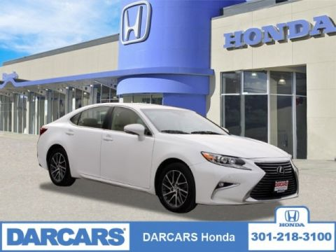 Pre-Owned 2017 Lexus ES 350 FWD 4D Sedan 4 door