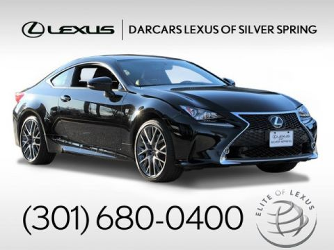Pre-Owned 2016 Lexus RC 300 AWD F Sport / Navigation System AWD 2dr Car 2 door