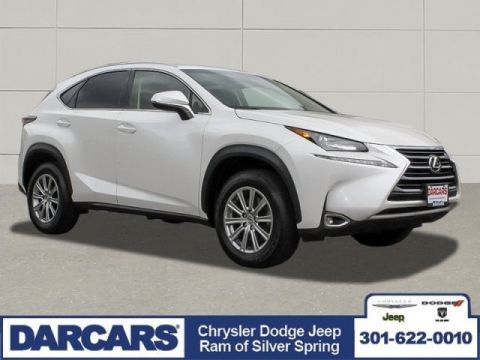 Pre-Owned 2016 Lexus NX 200t All Wheel Drive SUV 4 door