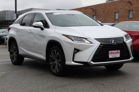 Pre-Owned 2018 Lexus RX RX 350 AWD Sport Utility 4 door