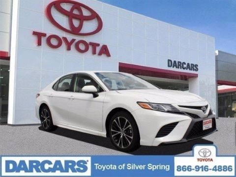 New 2019 Toyota Camry SE FWD 4dr Car 4 door