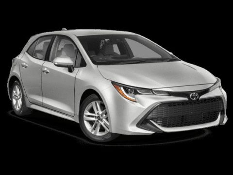 New 2020 Toyota Corolla Hatchback SE FWD Hatchback 4 door