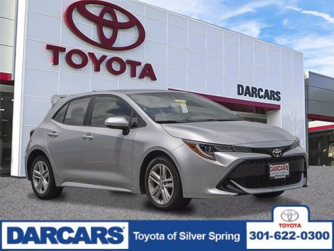 Pre-Owned 2019 Toyota Corolla Hatchback SE FWD Hatchback 4 door