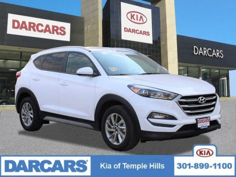 Pre-Owned 2018 Hyundai Tucson SEL All Wheel Drive SUV 4 door