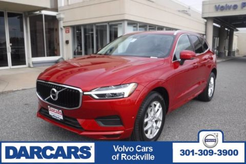 Pre-Owned 2018 Volvo XC60 Momentum AWD All Wheel Drive SUV 4 door