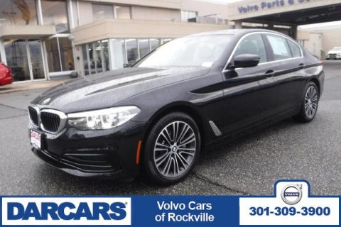 Pre-Owned 2019 BMW 530i xDrive - Sport Line All Wheel Drive Sedan 4 door