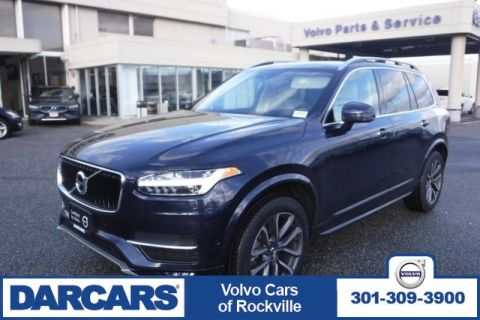 Pre-Owned 2019 Volvo XC90 Momentum All Wheel Drive SUV 4 door