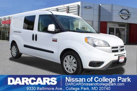 Pre-Owned 2016 Ram ProMaster City Cargo Van Tradesman SLT Front Wheel Drive Mini-van, Cargo 4 door